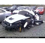 2014 Corvette Stingray Wrecked Beyond Recognition  GM Authority