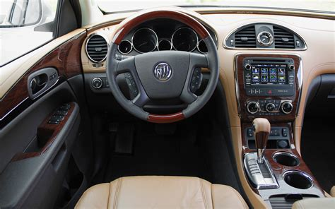 2013 buick enclave interior view 11 191414 photo 9