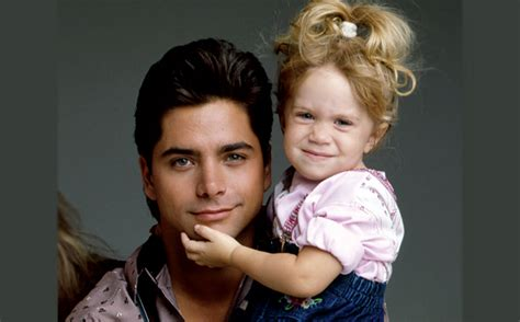 the twins on full house full house john stamos shares video of olsen twins behind the scenes ew com