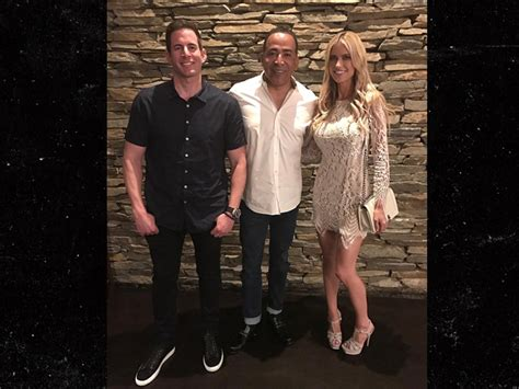 tarek and christina tarek and christina el moussa meet with famous life coach
