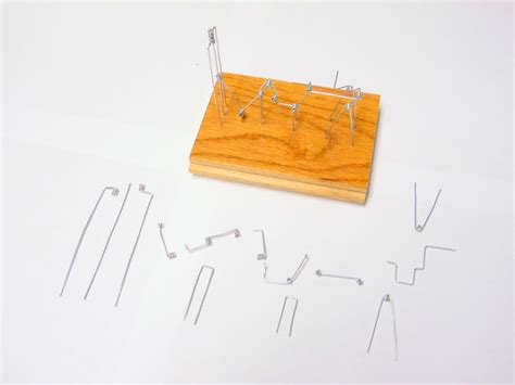 Paper Clip Machine - robotic arts motion motors fall 12