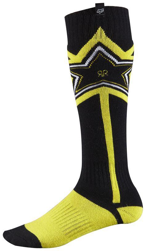 fox motocross socks fox racing youth fri rockstar socks revzilla