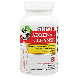 Detox Pills Vitamin Shoppe by Adrenal Cleanse 90 Capsules By Health Plus At The