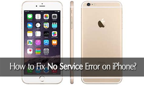 iphone no service how to fix no service on iphone 4 5 6 signal dropping