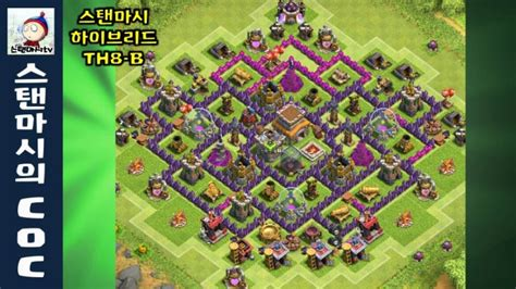 th8 layout update stanmarsh s new th8 hybrid layout 3