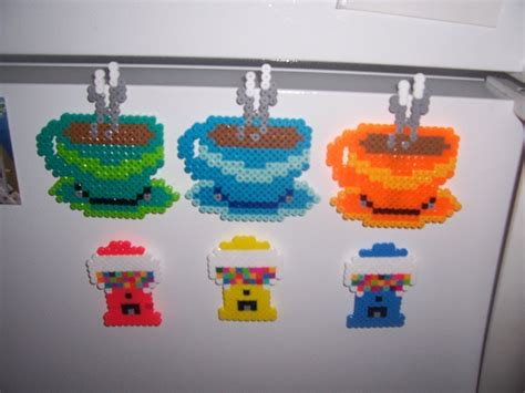 perler projects perler bead magnets 183 a pegboard bead box 183 pegboard on