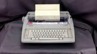 Mesin Tik Gx 6750 Electric Typewriter gx 6750 typewriter