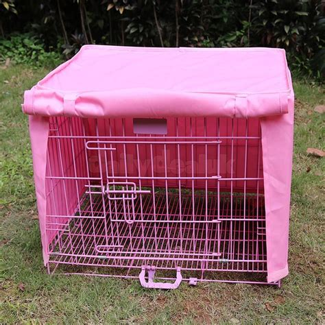 dog crate covers all pet cages dog crate pet cage kennel cover quiet time breathable 18
