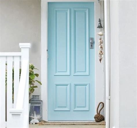 front doors painted a door able blue painted front doors that remind you of
