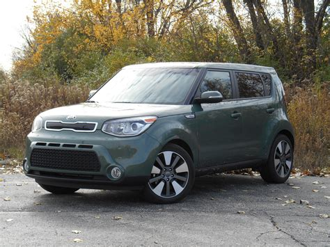 Kia Soul Exclaim Test Drive 2014 Kia Soul Exclaim The Daily Drive