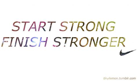 in the beginning a start to a strong finish books start strong finish stronger quotes