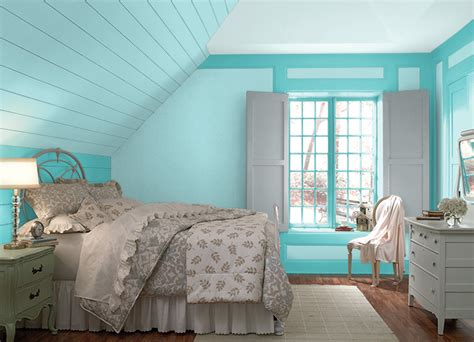 aqua gray color palette craft room paint colors idea