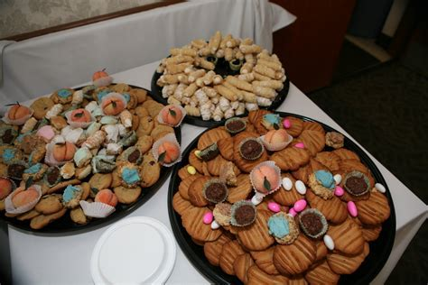 Cookie Table(s) at Pittsburgh Weddings are Tradition