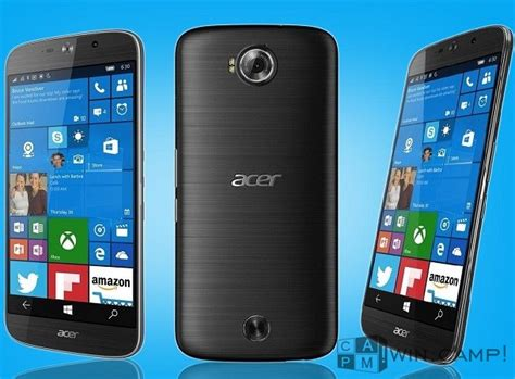 Hp Acer Jade acer liquid jade primo smartphone dengan windows 10 mobile