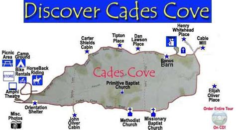 cades cove map discover cades cove smoky mountains hiking cades cove national park smokies smokey