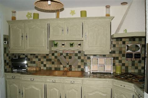 peinture pour meuble cuisine bois