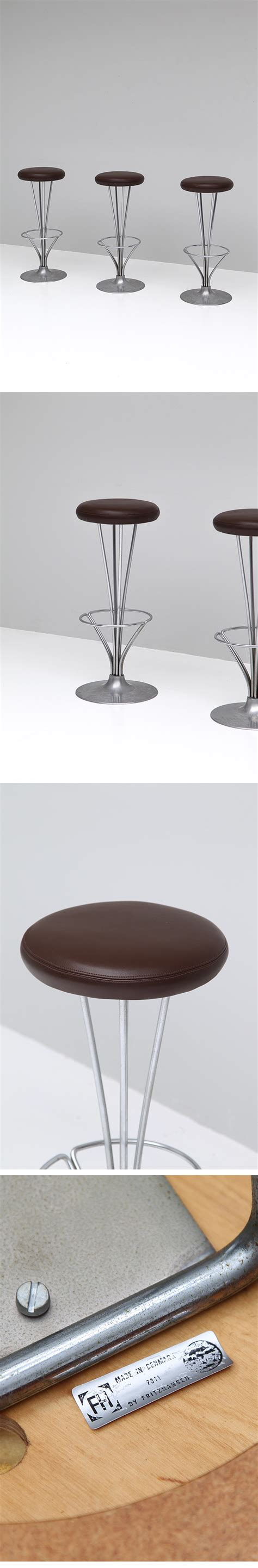 Fritz Hansen Bar Stool by City Furniture Piet Hein For Fritz Hansen Bar Stools