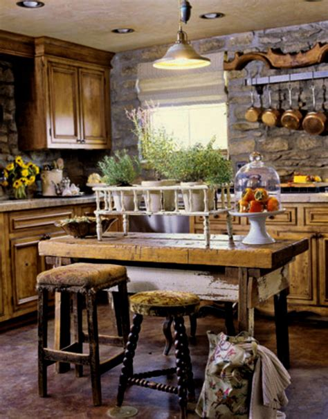 Country Decorating Ideas For Kitchens Rustic Country Kitchen Decorating Ideas Thelakehouseva