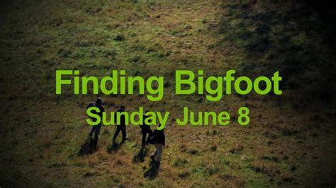finding bigfoot animal planet