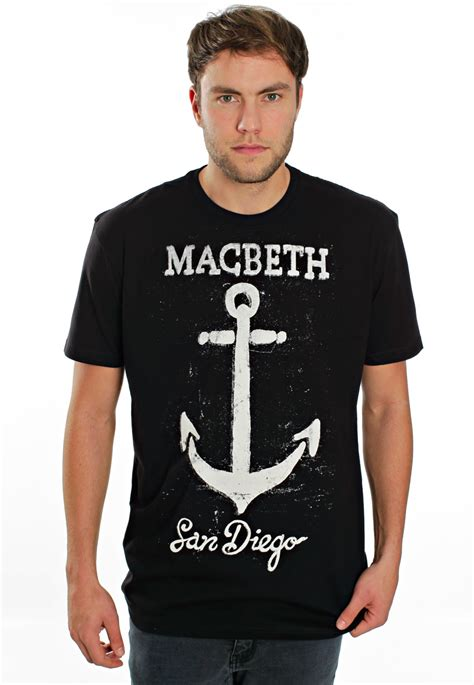 T Shirt Macbeth Colors macbeth anchored t shirt impericon worldwide