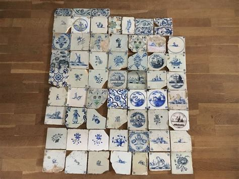 piastrelle terracotta piastrella e 47 terracotta catawiki