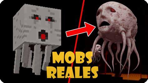 imagenes increibles de la vida real mobs de minecraft en la vida real increible youtube