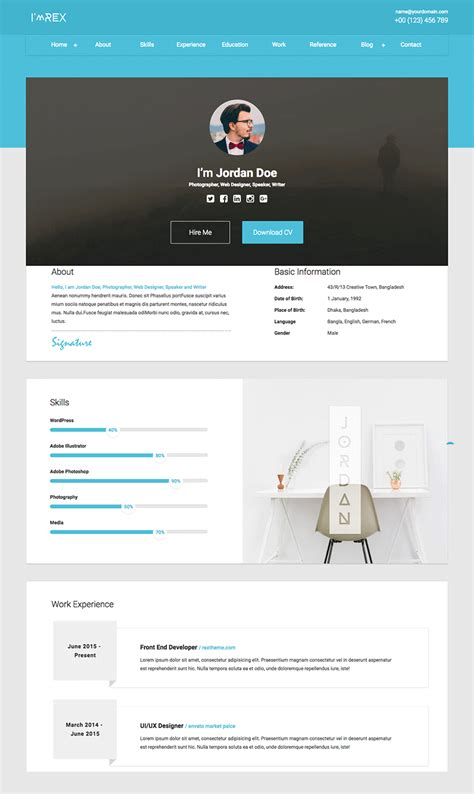 free one page responsive html resume template apa style term papers writing service custompaperhelp creative resume html buy collgeessay