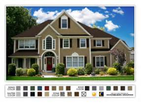 gallery for gt house siding colors simulator jameshardie siding options siding contractor