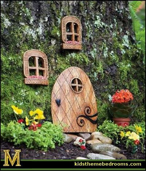 fairy home decor decorating theme bedrooms maries manor fairy garden