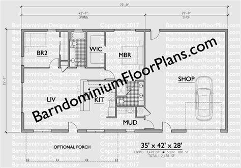 floor plans for barndominium barndominium floor plans for planning your barndominium