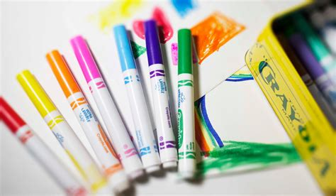 crayola color markers crayola marker www pixshark images galleries