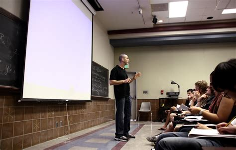 Ucla Computer Science Mba by Two Ucla Computer Science Professors Teach Classes Without