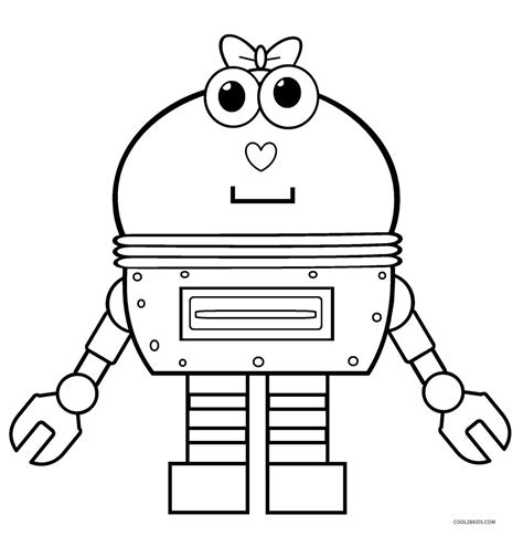 preschool robot coloring pages 86 robot coloring pages rodney playing saxophone in