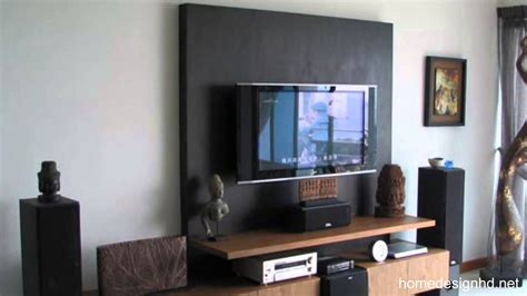 how to decorate your apartment how to decorate around your flat screen television hd