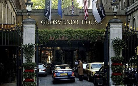 grosvenor house hotel put   sale  owner