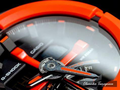 Casio G Shock Ga 500p 4a g shock ga 500p 4a punching pattern series