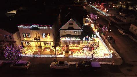scranton pa xmas lights lights house scranton