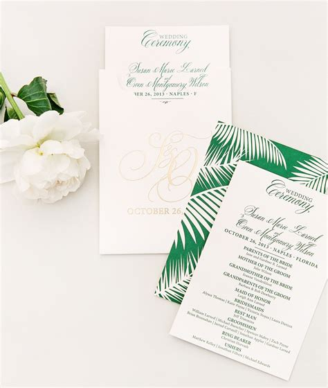 Green Theme Wedding Invitations by Green Wedding Theme 28 Green Wedding Ideas Inside Weddings