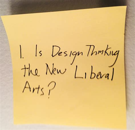 design thinking higher education design thinking is kind of like syphilis it s contagious