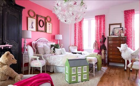 pink walls bedroom inspiration for creating an accent wall driven by decor