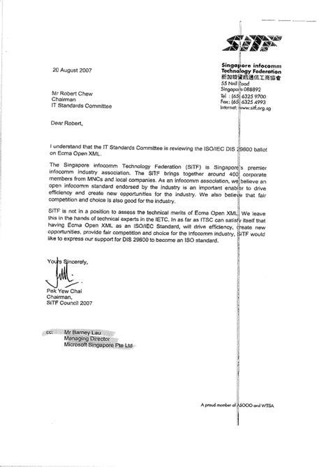 business letter copy business letter format with carbon copy sle business