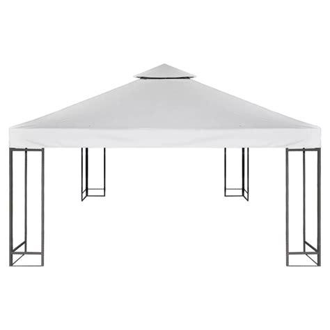 waterproof gazebo cover canopy 7 96 oz yd 178 white 10