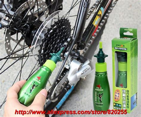 1bottle Bicycle Curing Oil DRY Teflon Bicycle Chain Lube