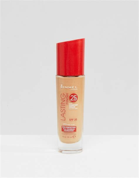 Rimmel Lasting Finish Foundation Soft Beige rimmel lasting finish foundation soft beige 163 8 50 londonfashionblog