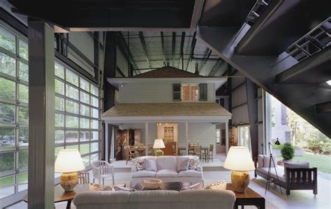 Moma Floor Plan It S A Steel Eco Friendly Quonset Hut Upstate Brings The