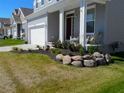 Front Garden With Retaining Wall Front Garden Retaining Walls