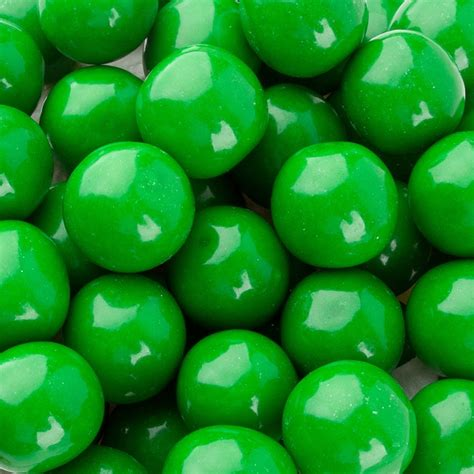 Emerald Jelly Bag Navy bright green emerald gumballs oh nuts 174