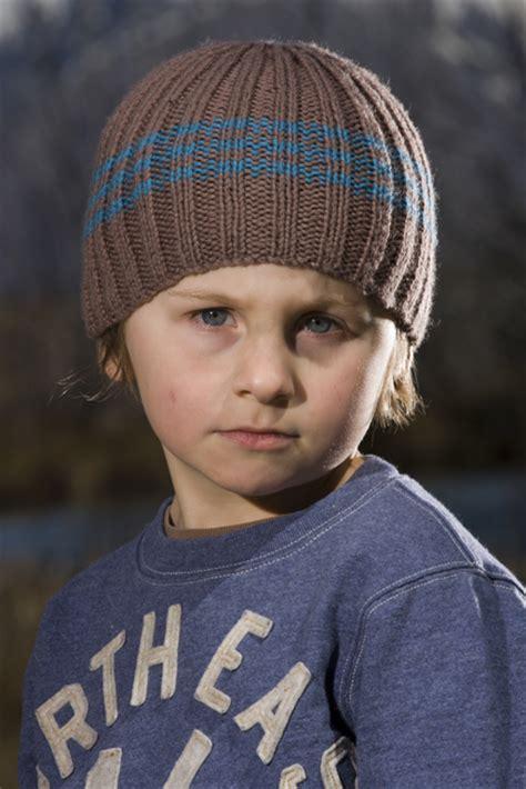 knitting pattern boys hat knitting pattern boys stripe rib hat felt