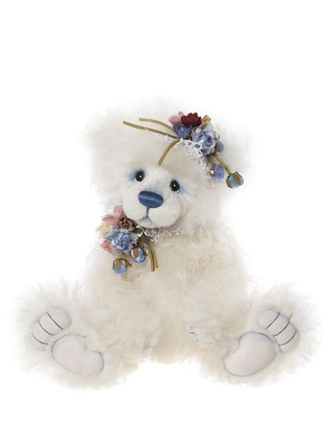 charlie bears isabelle collection charlie mohair year bear  limited edition sold