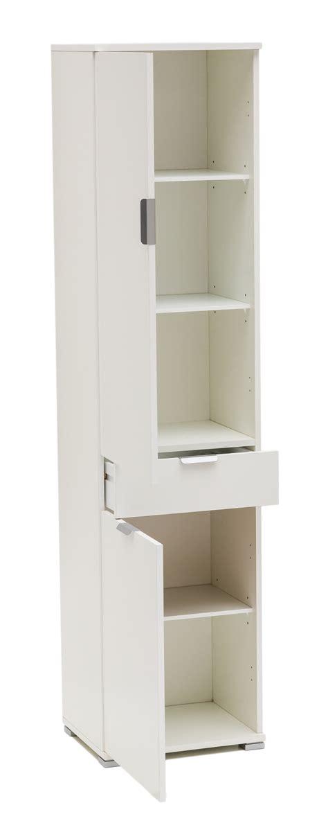 ebay armadi armadio mobile colonna a 2 ante con cassetto vari colori